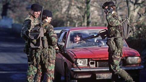 A funeral and an occasion for forgiveness? Sinn Fein 'sorry' about killing of Philip's uncle