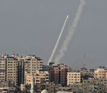 Hamas fires rockets into Israel as tensions in Jerusalem boil over