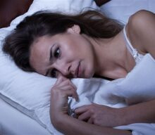Sleep medications not likely to help women with chronic insomnia, study finds