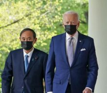 Trump used 'individual personality' while Biden is more collaborative, Japanese PM says