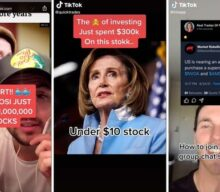 TikTokers Are Trading Stocks By Copying What Members Of Congress Do