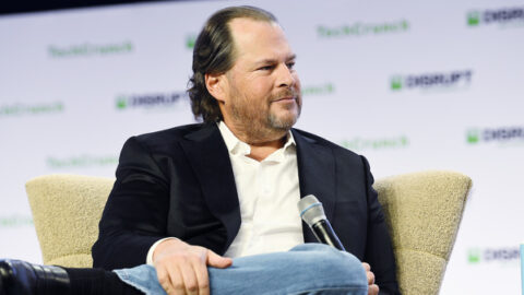Why the Salesforce CEO wants to redefine capitalism by pushing for social change